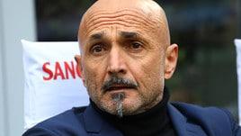 Inter, Spalletti: «Icardi deve correre per la squadra»