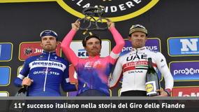 Giro delle Fiandre - Trionfo di Bettiol