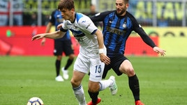 Serie A Inter-Atalanta 0-0, il tabellino
