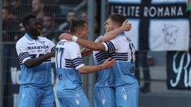 Lulic salva la Lazio: pareggio nel finale all'Olimpico