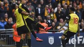 FA Cup: il Watford conquista la finale, Wolves beffati