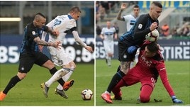 Inter-Atalanta: Ilicic illumina e Icardi sciupa, ma a San Siro è 0-0