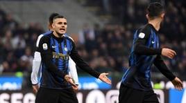 Serie A, Inter-Atalanta 0-0: Icardi torna a San Siro ma non segna