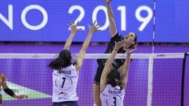 Volley: A2 Femminile, Perugia perde un punto, Trento la bracca