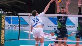 Volley: A2 Maschile, per Cantù e Brescia imprese da Play Off