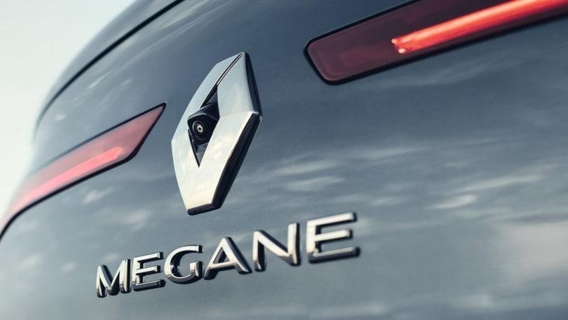 Restyling Renault Megane, obiettivo Francoforte