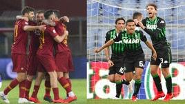 Marcatori in Europa, Roma e Sassuolo al top