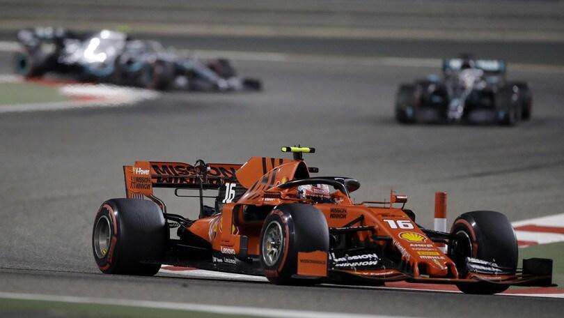 F1 Cina, Vettel e Leclerc: «Fare risultato nella gara numero 1000»
