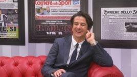 Francesco Mandelli: «Milan, riparti dai giovani e da Piatek»