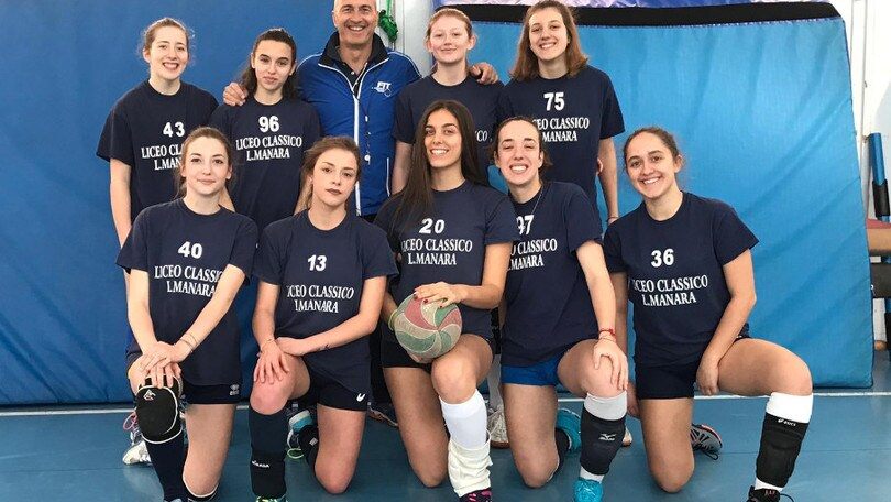 Volley: Volley Scuola, il Manara parte col piede giusto negli ottavi