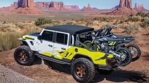 Jeep, i concept all'Easter Safari 2019: tutte le foto