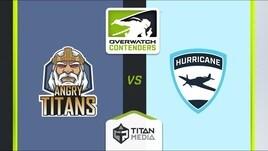 Overwatch Contenders: testa a testa tra Titans e Hurricane