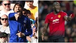 Dall'Inghilterra: «Conte all'Inter porta con sé Lukaku»