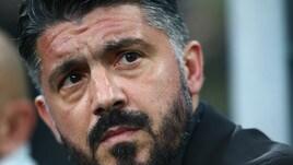 On Air: Gattuso «Con la Lazio una finale». Ajax-Juve, Ronaldo verrà convocato