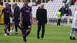 Fiorentina, la delusione del club: «Squadra ritorni quella che era. A Pioli si chiede competenza e serietà»