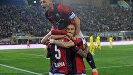 Bologna-Chievo 3-0: Pulgar e Dijks allontanano il rischio retrocessione
