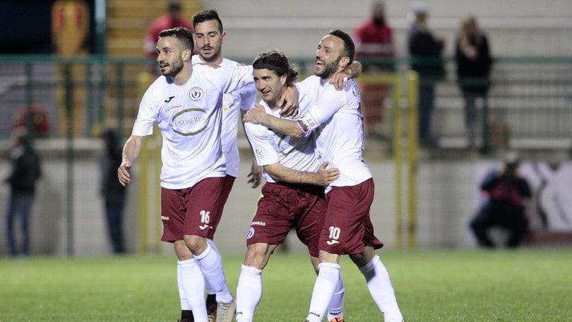 Serie C, l'Arezzo interrompe il digiuno: 3-2 corsaro sull'Alessandria