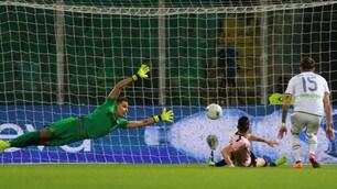 Nestorovski trascina il Palermo: Brescia a 4 punti