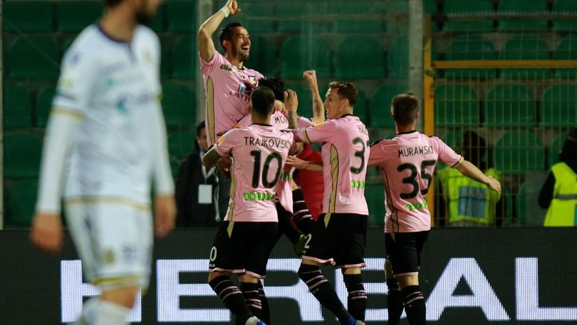 Serie B Palermo, accordo con Arkus: ceduto il 100%