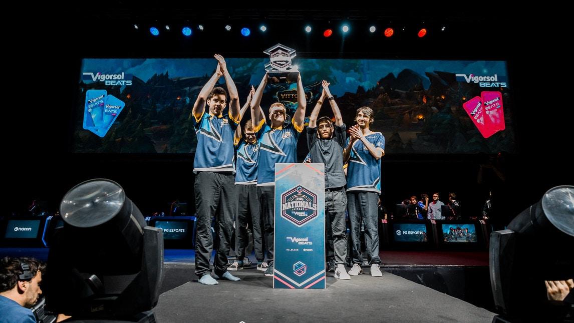 Gli Sparks conquistano la vittoria del campionato di League of Legends dopo una finale combattutissima di cinque ore: il 3-2 finale li consegna alla storia e consente loro di giocare l'EUMasters come rappresentante dell'Italia nella competizione europea.