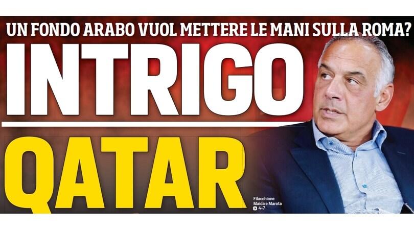 Roma, intrigo Qatar: un fondo arabo sul club?