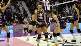 Volley: Champions Femminile, Conegliano e Novara tra domani e mercoledì si giocano Berlino