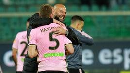 Serie B: vola il Palermo, in quota spunta il primo posto