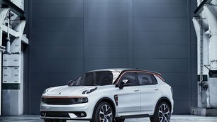 Lynk & Co 01, le foto del suv cinese progettato da Volvo
