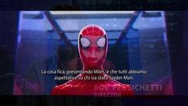 Clip esclusiva dall'home video di Spider-man: Un nuovo universo