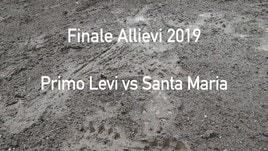 Junior Club 2019, Allievi: Primo Levi campione!