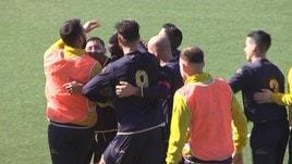 Borgo San Martino, la squadra in coro: «Ci mancano quattro finali»
