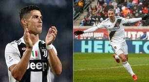 Ronaldo o Ibrahimovic, chi è più spaccone? Le frasi celebri