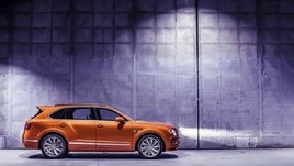 Bentayga Speed, il SUV è Bentley: FOTO