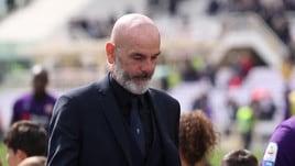 Fiorentina, il saluto di Pioli: «Le avventure finiscono, le emozioni restano»
