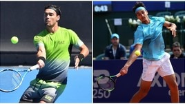 Tennis, Marrakech: Fognini out con Vesely. Passa Sonego