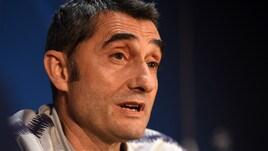 Barcellona. Valverde: «Mai più come con la Roma»