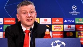 United, Solskjær: «La Champions regala sempre sorprese»