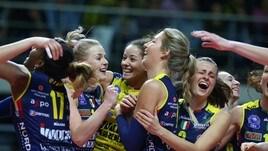 Volley: Champions Femminile, Conegliano vince anche a Istanbul èd è in Finale