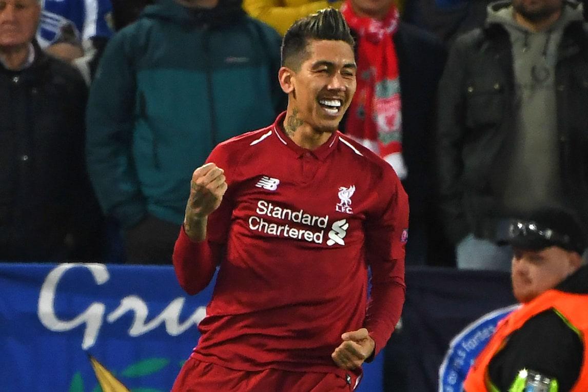 Champions League, tutto facile per il Liverpool con il Porto