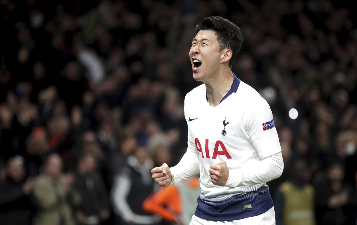 Tottenham-Manchester City 1-0: Son punisce Guardiola