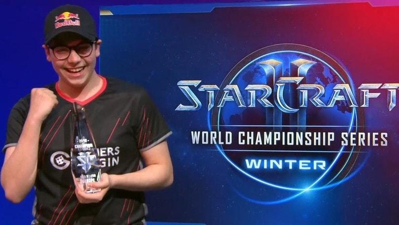 Impresa Reynor: è il campione del WCS Winter di Starcraft II