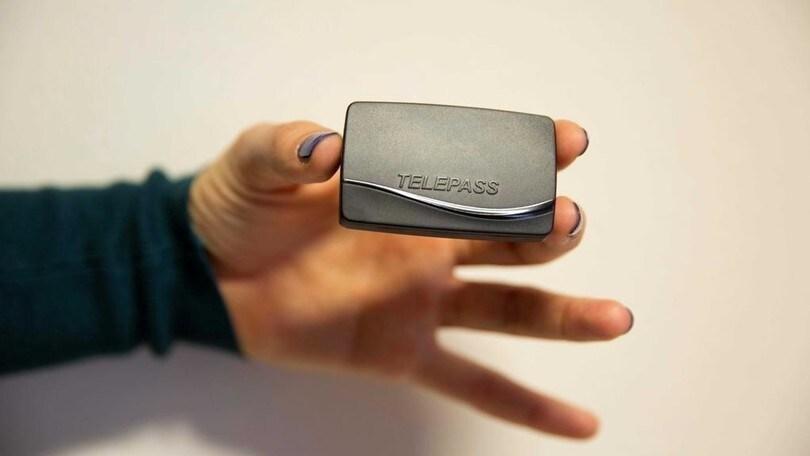 Nuovo Telepass, design innovativo e tanti servizi per la mobilità