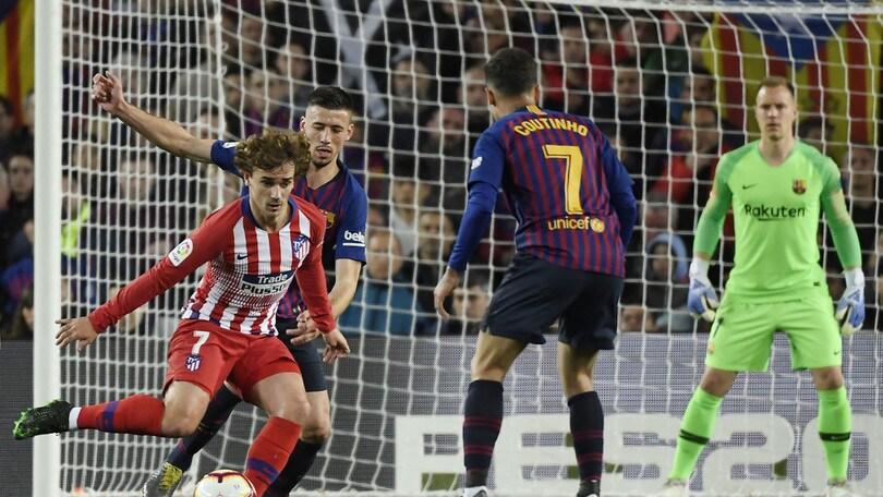 «I giocatori del Barcellona non vogliono Griezmann»