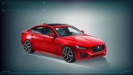 Nuova Jaguar XE: il restyling al volante FOTO