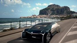 K-ZE e EZ-Ultimo, le foto dei concept Renault