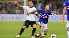 Serie A Sampdoria, Ekdal di nuovo in gruppo