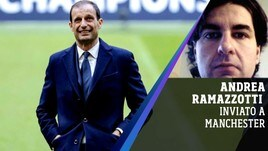 Ajax-Juventus, Andrea Ramazzotti: