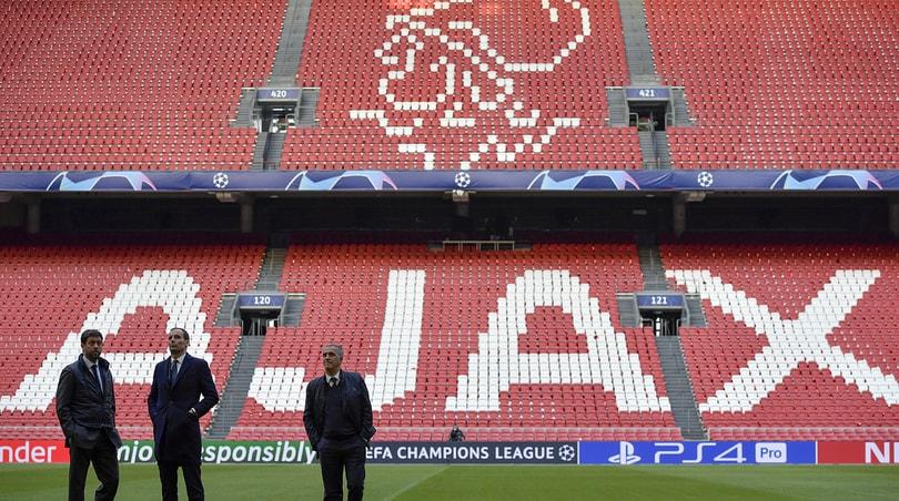 Ajax-Juve, 120 tifosi bianconeri fermati ad Amsterdam