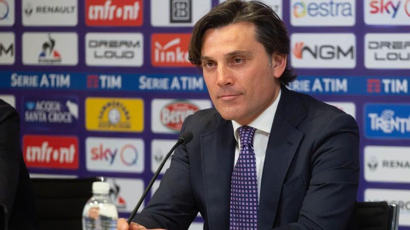 Serie A, Fiorentina, Montella: «Possiamo aprire un nuovo ciclo»