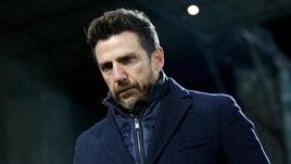 Ajax-Juve, c'è anche Di Francesco in tribuna